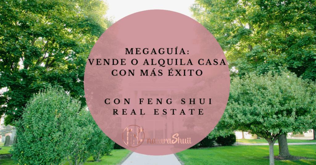 Vende o alquila casa con Feng Shui