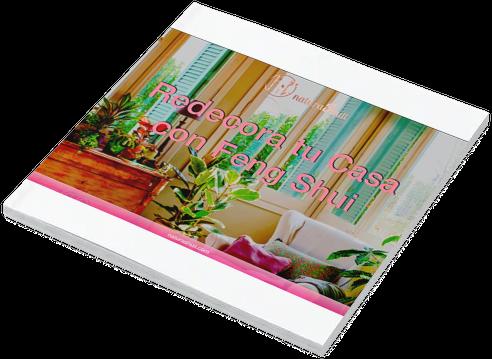 Curso en papel Redecora tu casa con feng shui