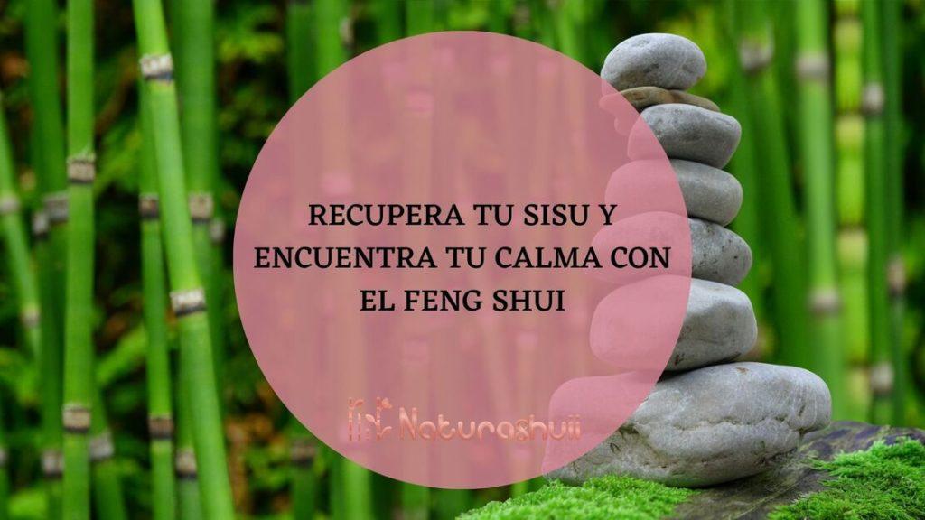 Recupera tu sISU y encuentra tu calma con el feng shui