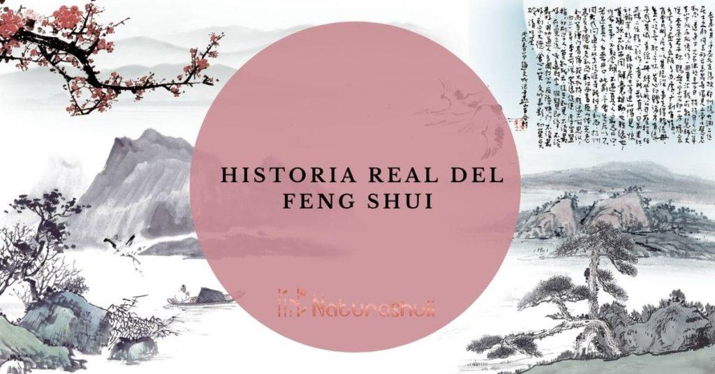 Historia real del feng shui